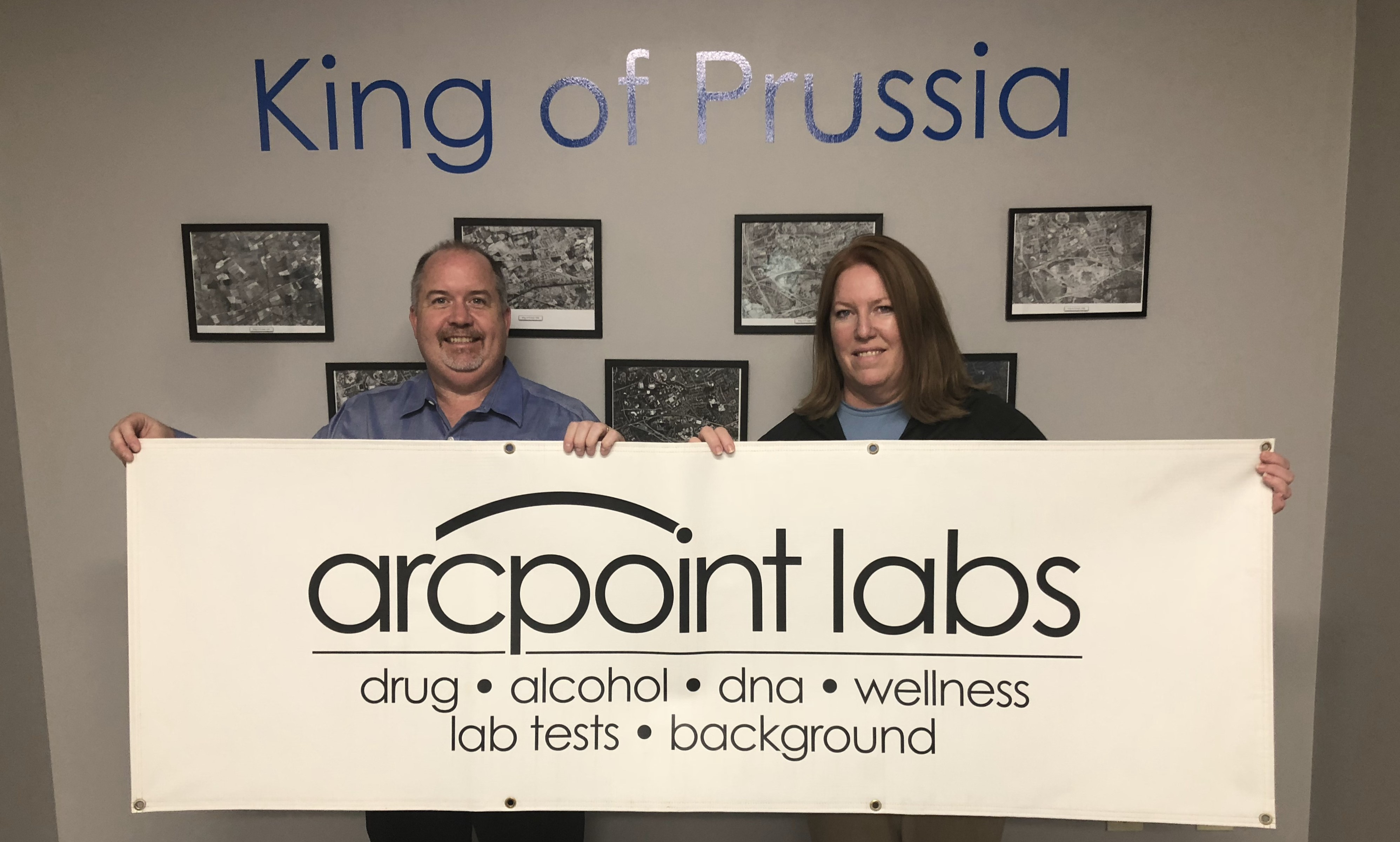 ARCpoint Labs - Hair, Nails, Saliva, Urine, DNA    If You